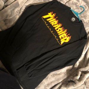 Thrasher long sleeve shirt